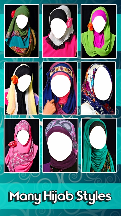 Hijab Style.s Picture Frame.s - Muslim Dress Up