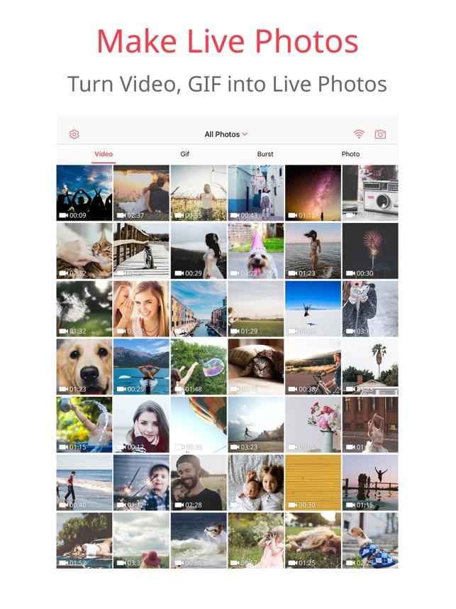intoLive Pro Screenshot