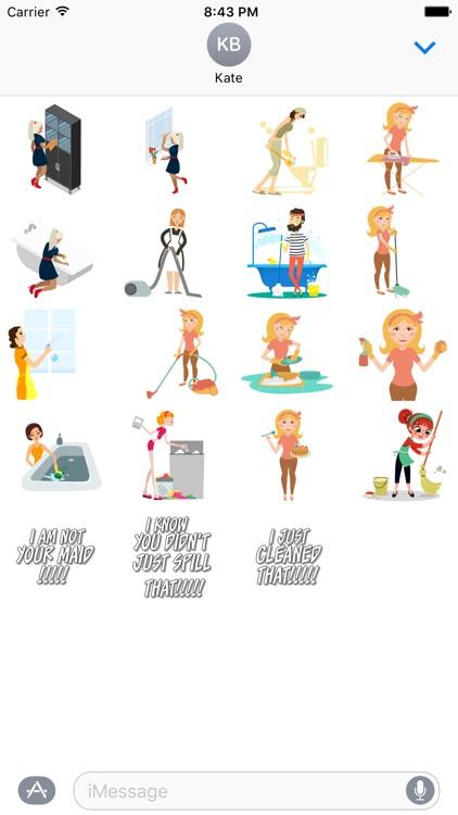 Chore Stickers