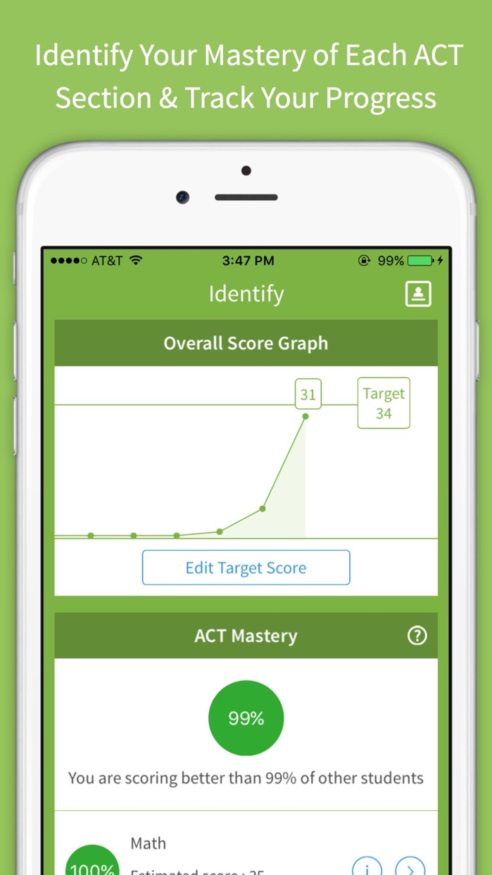 ACT Up - ACT Test Prep and Tutoring Screenshot