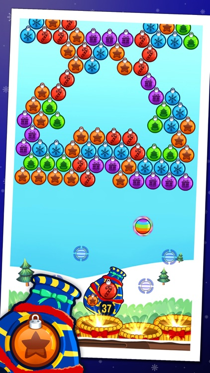 Bubble Shooter Holiday screenshot-4