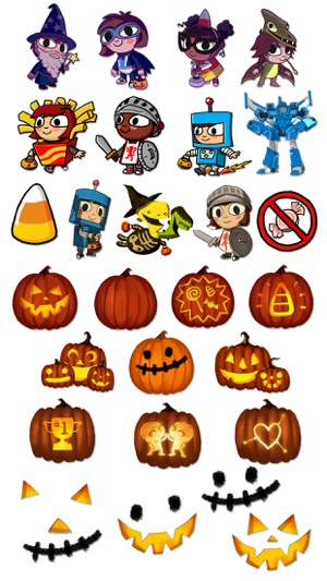 Costume Quest Stickers on the App Store  sc 1 st  iTunes - Apple & Costume Quest Stickers on the App Store