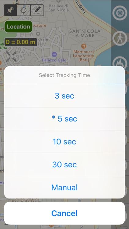 Planimeter - Field Area Measure on Map & GPS Track screenshot-3