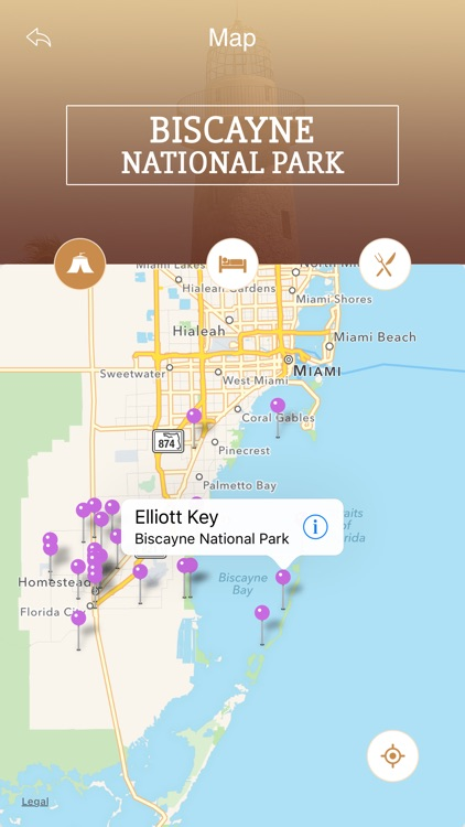 Biscayne National Park Tourist Guide screenshot-3