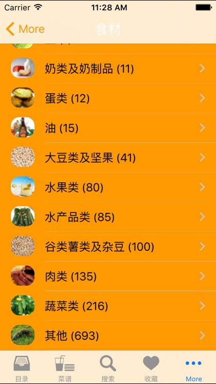实用家常菜谱大全 screenshot-4