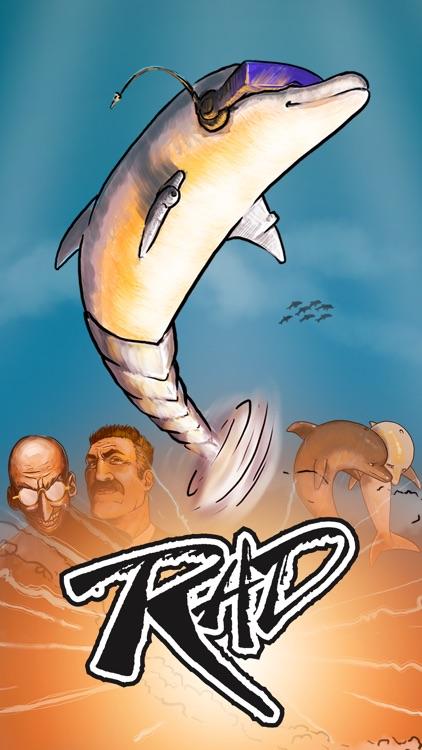 RAD and Tsunami Tuna screenshot-0