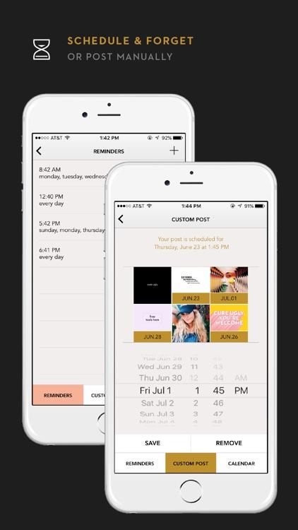 UNUM - Design Perfection for Instagram screenshot-4