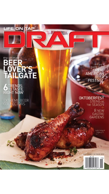 The Beer Enthusiast's DRAFT Magazine - LIFE ON TAP