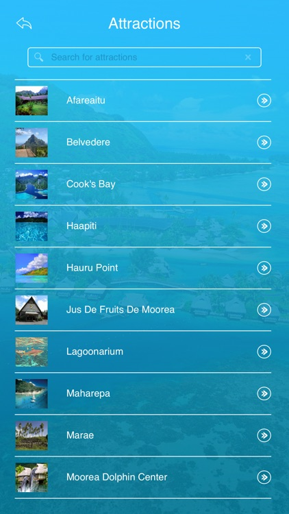 Moorea Island Tourism Guide screenshot-2