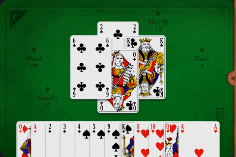 Hearts + screenshot 1