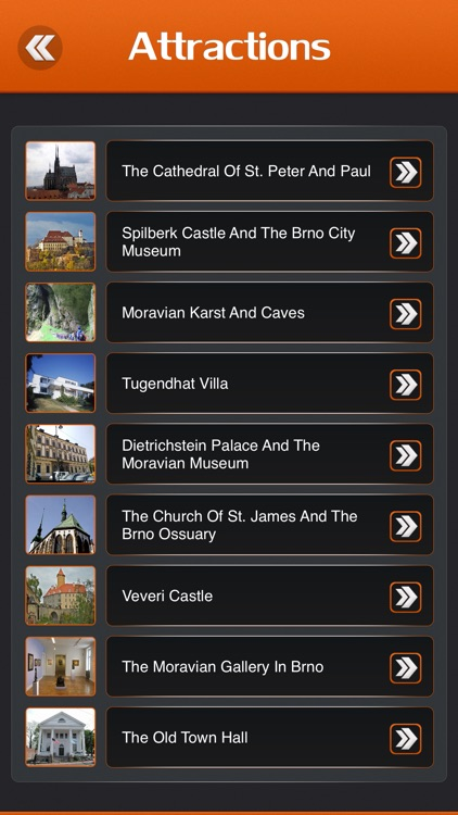 Brno City Guide screenshot-2