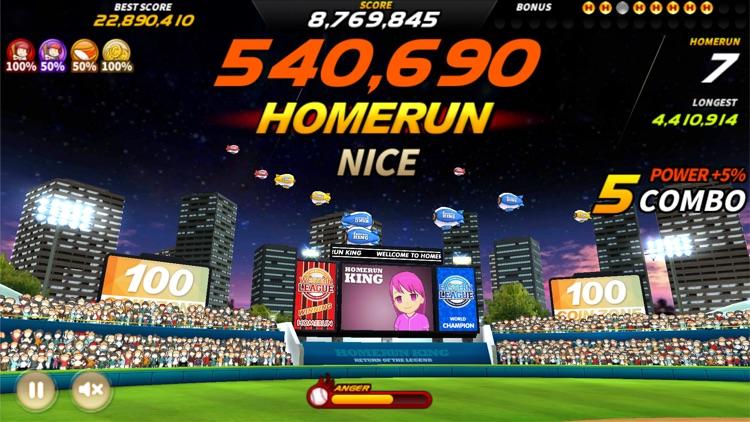 Homerun King™ - Pro Baseball