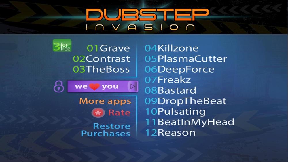 Dubstep Invasion: Song Maker hack tool