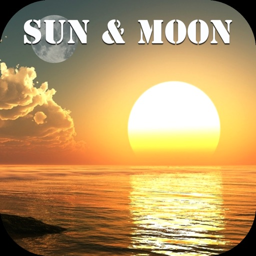 Sun Moon RISE & SET