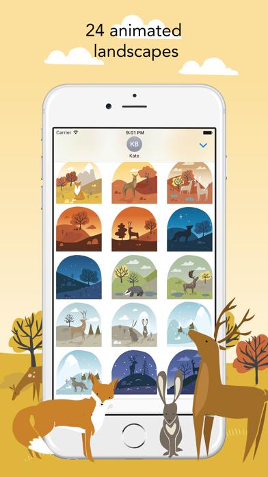 Wildness: Stickers