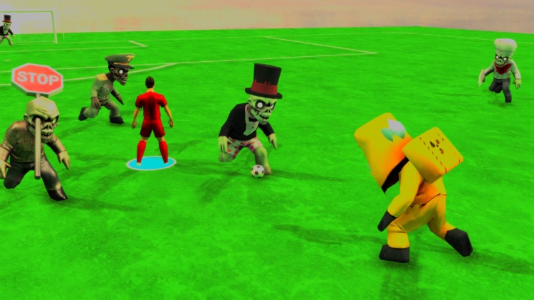 Zombie Soccer Stars! Lite - Fun Soccer Simulator screenshot-3