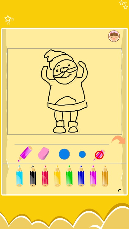 Christmas Drawing Free For Toddlers screenshot-4