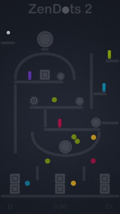 ZenDots 2 - One Dot's Journey screenshot-3