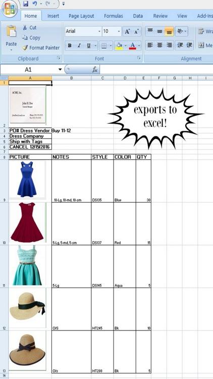 Spreadsheet Builder (Excel Version)