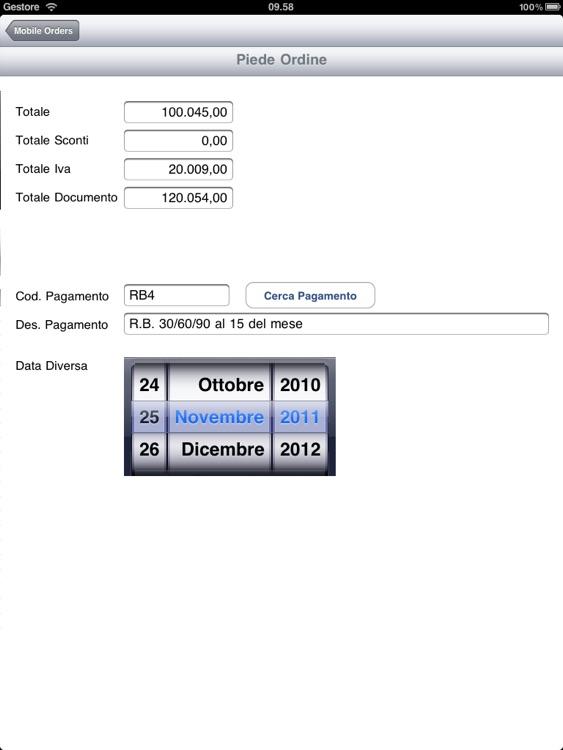Mobile Orders screenshot-4