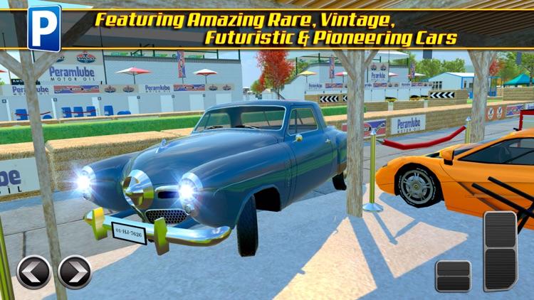 Driving Evolution Parking Sim Real Car Driver Test screenshot-4