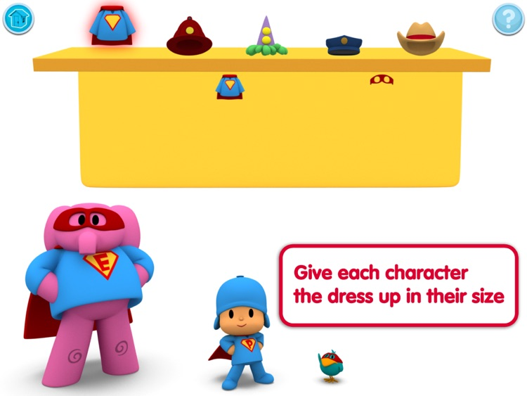 Pocoyo Playset - Sort It! screenshot-4