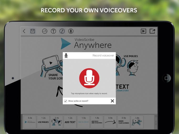VideoScribe Anywhere screenshot-4