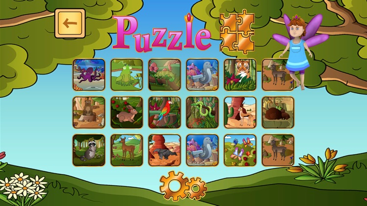 Nelly Fairy: Minigames screenshot-2