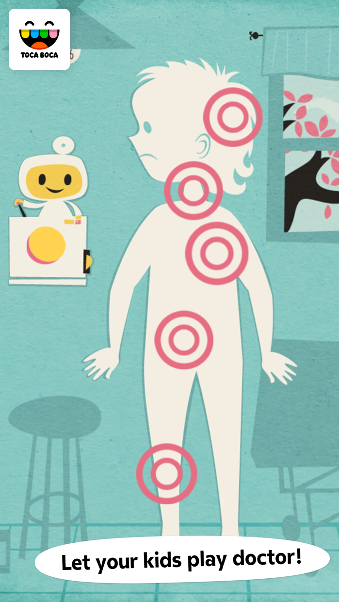 Toca Doctor Lite Screenshot