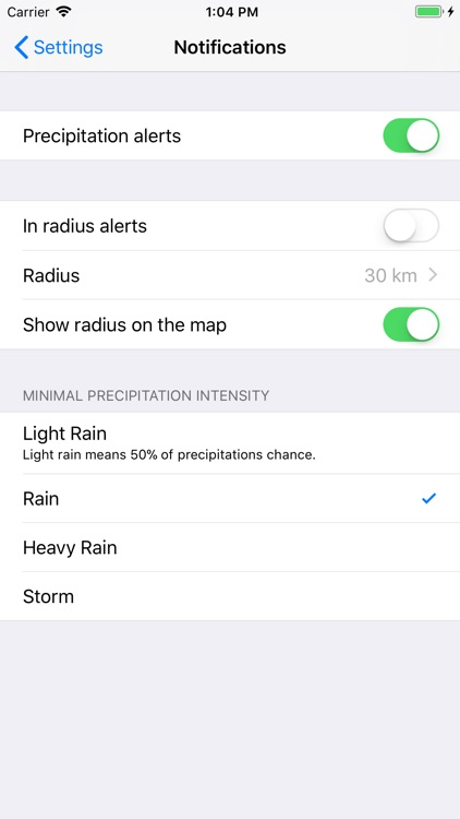 RainViewer Weather Radar screenshot-5