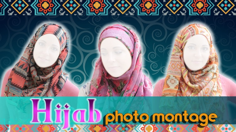 Hijab Style.s Picture Frame.s - Muslim Dress Up screenshot-4