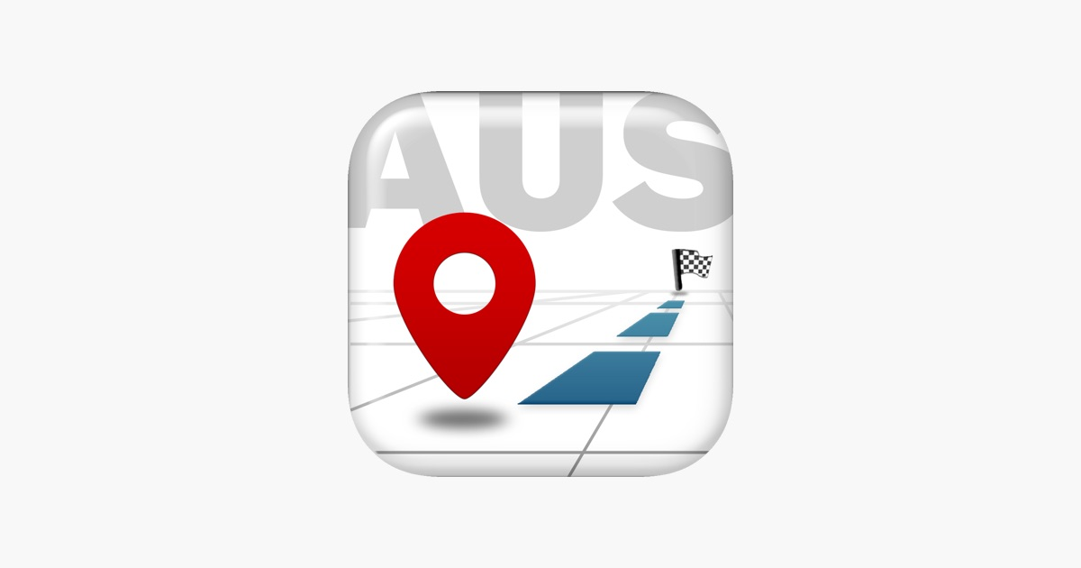 Australia Map on the App Store
