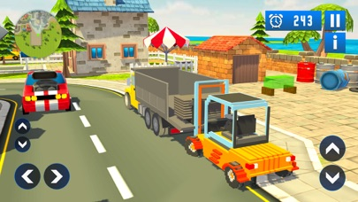 River Border Wall Construction screenshot 1