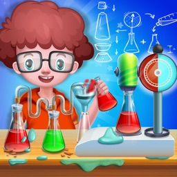 High School Science Experiment by Dhaval Akabari