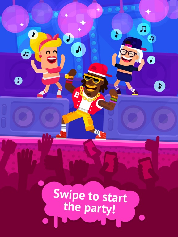 Partymasters - Fun Idle Game screenshot 6