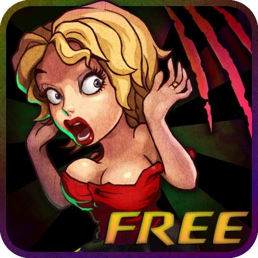 Girl vs Zombies Free