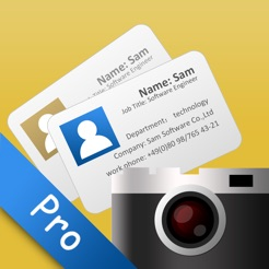 Sam pro business card scanner on the app store sam pro business card scanner 4 reheart Images