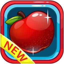 Fruit Fresh Super Jungle Splash - Match 3 game for family Fun Edition FREE!