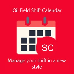 Oil Field Shift Calendar