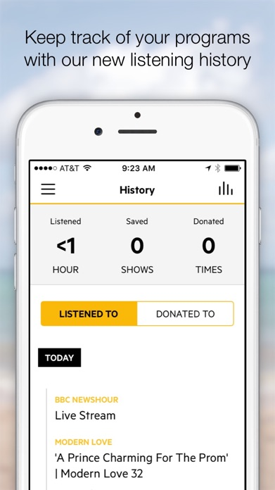 WBUR, Boston's NPR news station Screenshot