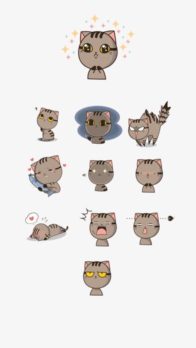 Drek The Cat - Animated StickersScreenshot von 2