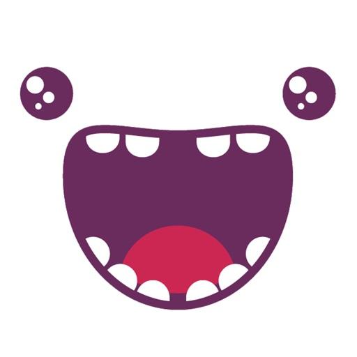 Emoji Kawaii Stickers