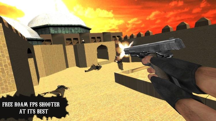 Army Commando Assassin: Special Ops Sniper Killer screenshot-3