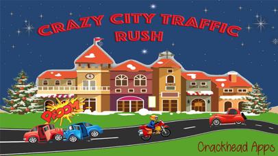 Crazy City Traffic Simulator screenshot 1