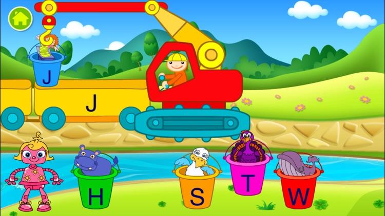 123 Kids Fun EDUCATION Math & Alphabet Cool Games