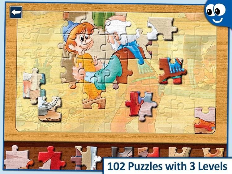 Kids' Jigsaw Puzzles 6+ screenshot-0