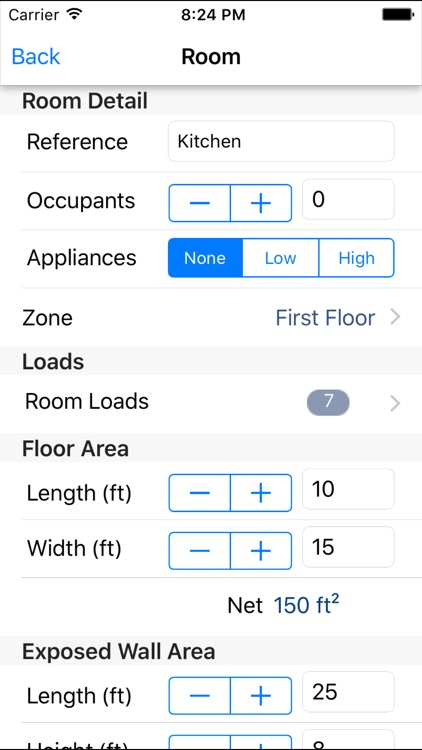 HVAC Buddy® Load Calc screenshot-2