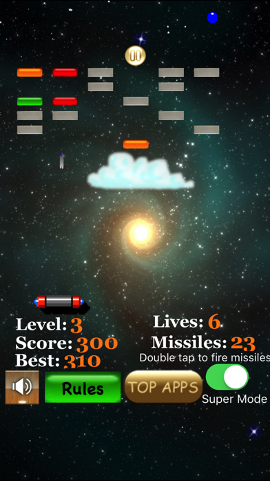 Bricks Arkanoid screenshot 4