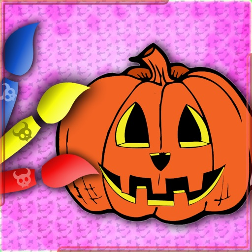Halloween Drawing For Kids
