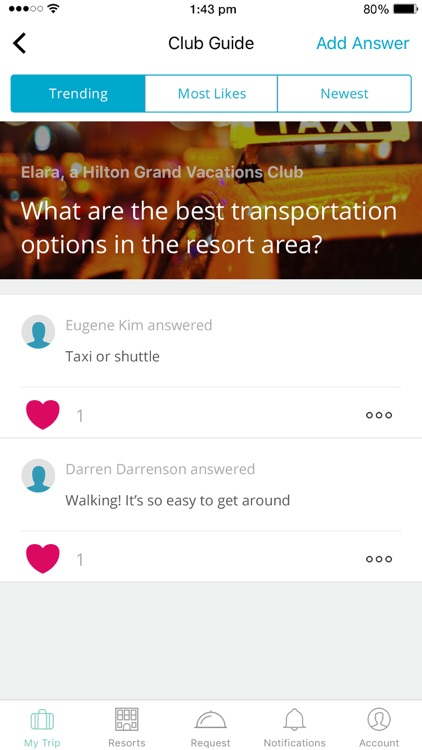 Hilton Grand Vacations screenshot-3